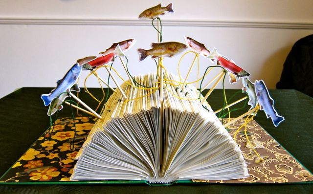 Flying Bookfish, 2012