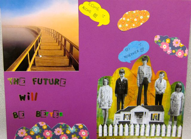 Joyce's Collage