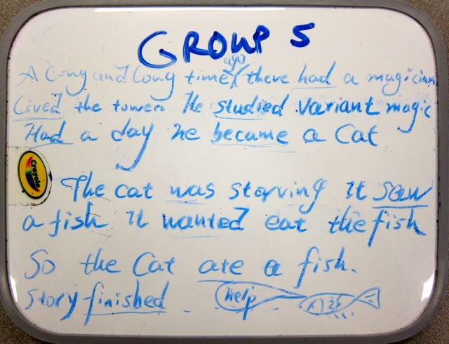 Group Five's Story