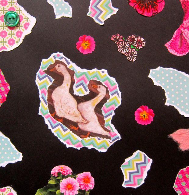 Geese Like Pink, Catherine Raine 2014