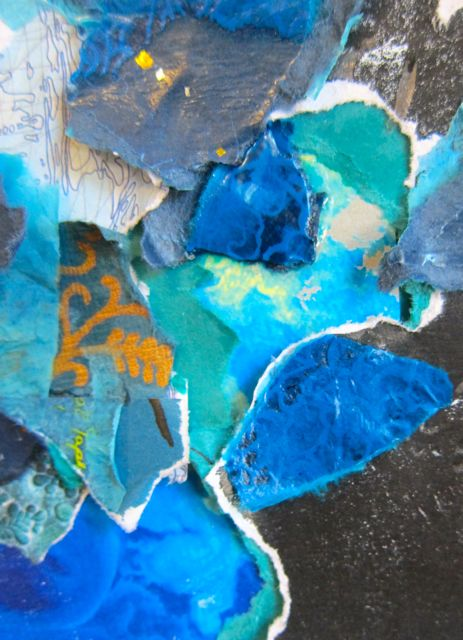 Quantum States Collapsing, Catherine Raine 2014