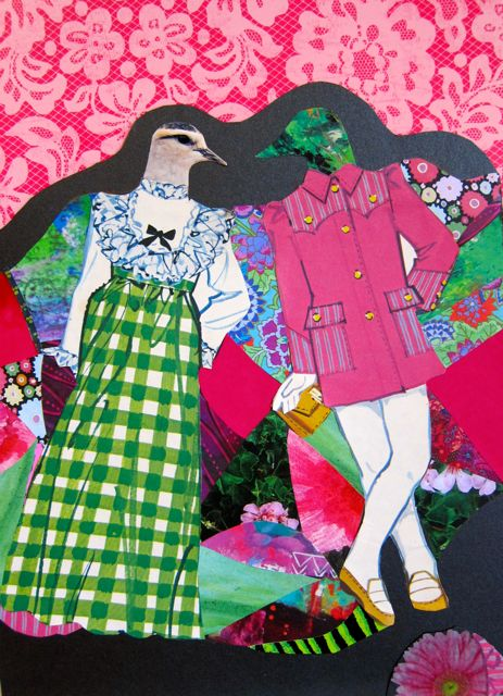 Groovy Conversation, Catherine Raine 2014