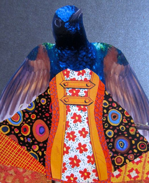 Hummingbird Prophet on Wheels, Catherine Raine 2014