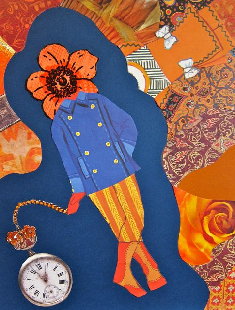 Walking the Pocketwatch, Catherine Raine 2014