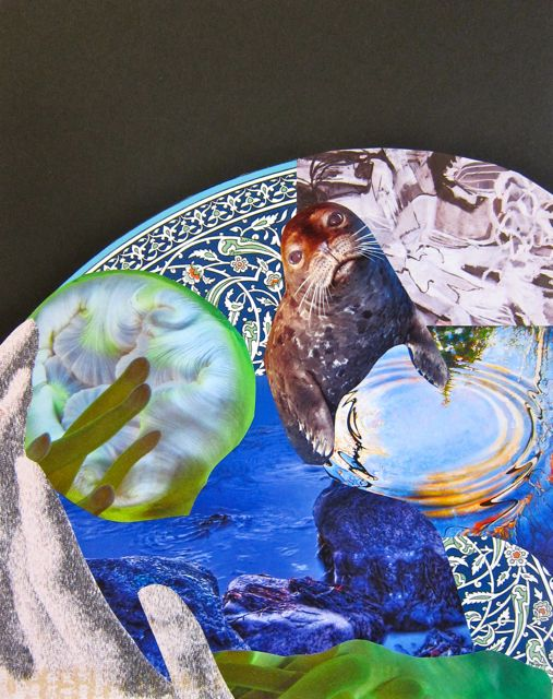 Wistful Seal, Catherine Raine 2014