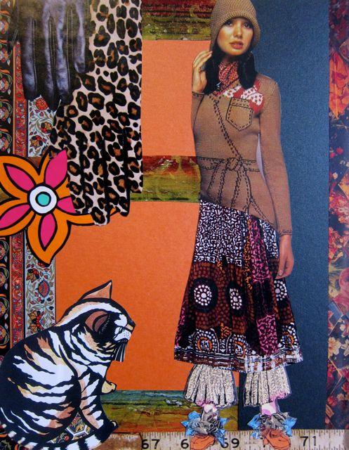 Autumnal Window, Catherine Raine, 2014