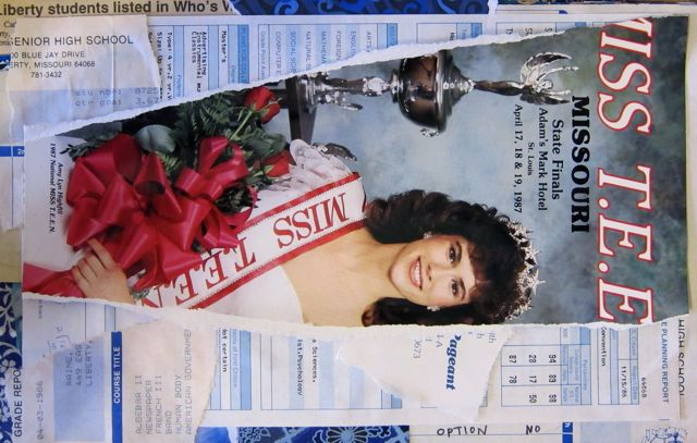 Winner of Miss Teen Missouri 1987 (spoiler: it's not me!)
