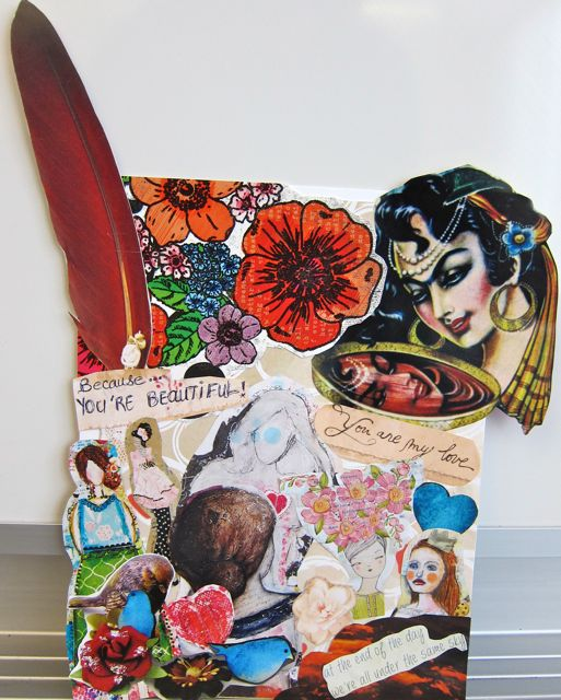 Liza's Collage