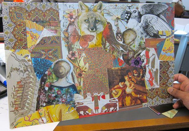 Amelia's Collage