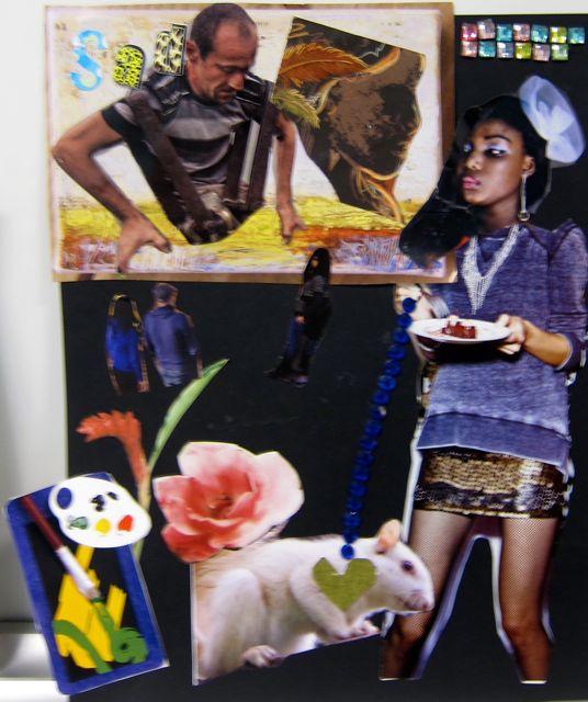 Erica's collage