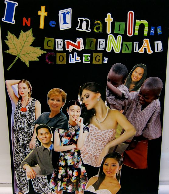 Shon's collage (International Centennial College)