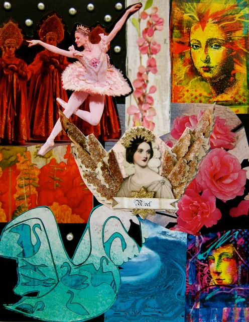 Janna's collage
