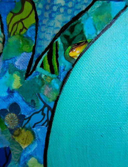Michelle's Frog Tree, Catherine Raine 2015