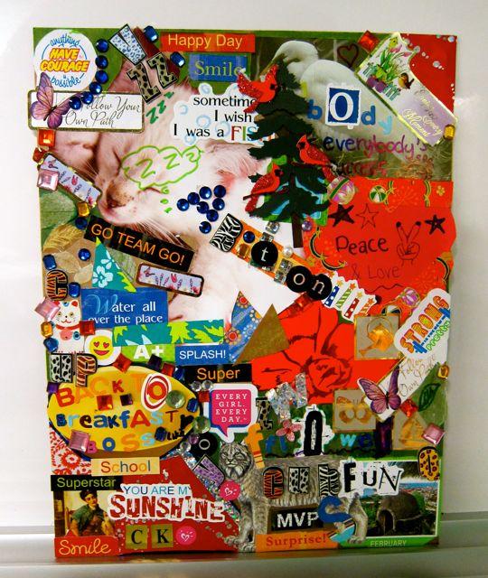 Fatima's Collage