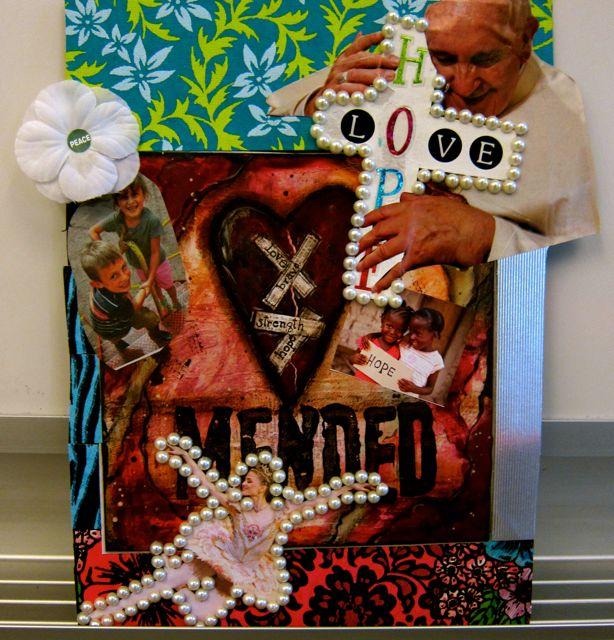 Rebecca's Collage