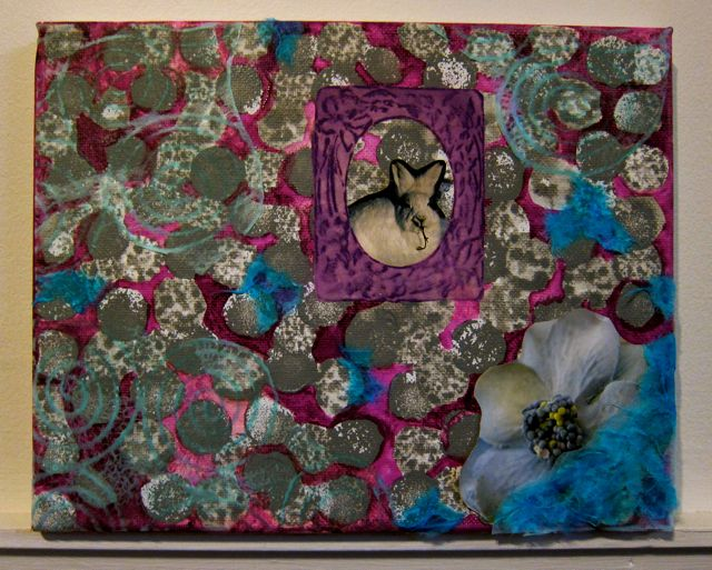 Arctic Hare's Luncheon Scrapbook, Catherine Raine 2015