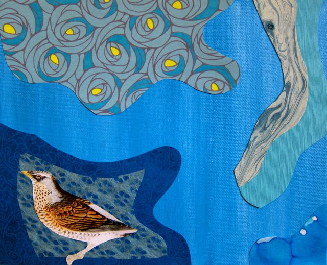 Funky Ice Masses, Catherine Raine 2015
