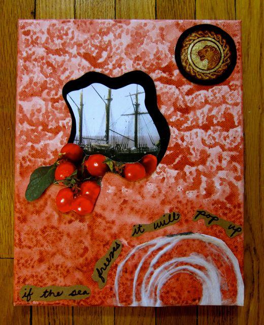 Lingonberry Fram, Catherine Raine 2015