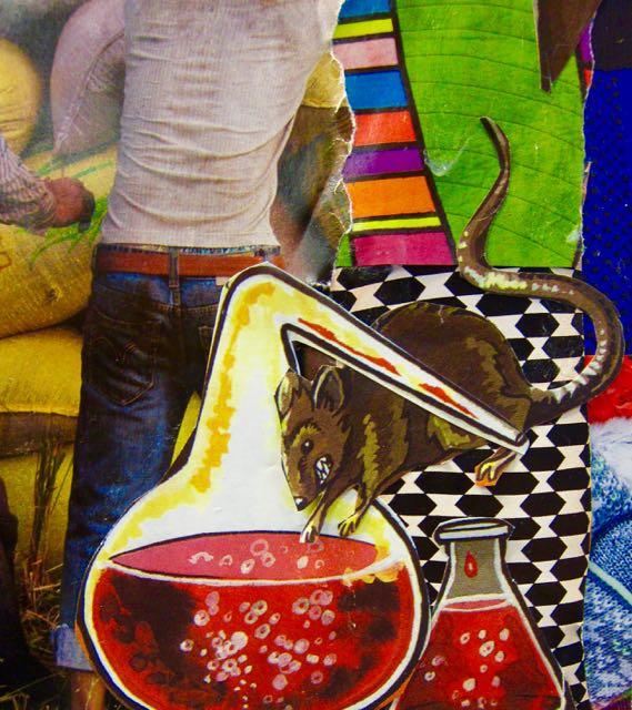 Rita's Collage
