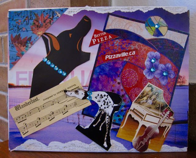 Nadia's Collage
